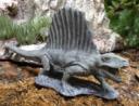 Antedivluvian Dimetrodon