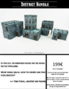 BS Boneshop 28mm Modular City Builder Tabletop System 18