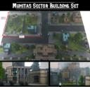 BS Boneshop 28mm Modular City Builder Tabletop System 24