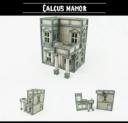 BS Boneshop 28mm Modular City Builder Tabletop System 8