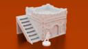Corvus Games Terrain 3D Printable Infinity Building Halcyon Terminal Type A X1400