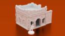 Corvus Games Terrain 3D Printable Infinity Building Halcyon Terminal Type B X1400