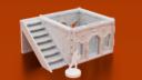 Corvus Games Terrain 3D Printable Infinity Building Halcyon Terminal Type C X1400