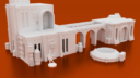 Corvus Games Terrain 3D Printable Star Wars Legion Desert Compound X1400