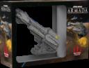 Fantasy Flight Games Star Wars Armada Nadiri Starhawk Expansion Pack 1