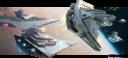 Fantasy Flight Games Star Wars Armada Nadiri Starhawk Expansion Pack 18