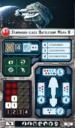 Fantasy Flight Games Star Wars Armada Nadiri Starhawk Expansion Pack 6
