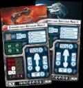 Fantasy Flight Games Star Wars Armada Nadiri Starhawk Expansion Pack 7