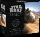 Fantasy Flight Games Star Wars Legion Crashed Escape Pod Battlefield Expansion 1