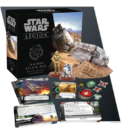 Fantasy Flight Games Star Wars Legion Crashed Escape Pod Battlefield Expansion 3