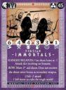 Footsore Mortal Gods Perser Immortals 3