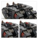 Forge World Space Marine Legion Sabre Strike Tank Hull 2