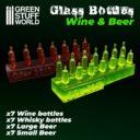 GSW Bier Und Weinflaschen 1
