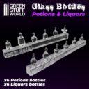 GSW Schnaps Und Trankflaschen 1