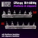 GSW Schnaps Und Trankflaschen 2