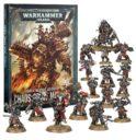GW Sammlung Start Collecting! Chaos Space Marines