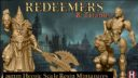 HM HeresyLab Redeemers Fantasy Scifi Resin Miniatures & STL 1