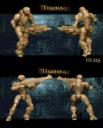 HM HeresyLab Redeemers Fantasy Scifi Resin Miniatures & STL 10
