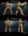 HM HeresyLab Redeemers Fantasy Scifi Resin Miniatures & STL 12
