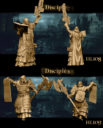 HM HeresyLab Redeemers Fantasy Scifi Resin Miniatures & STL 6