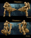 HM HeresyLab Redeemers Fantasy Scifi Resin Miniatures & STL 8