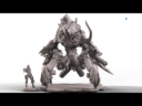 Infinity Defiance Megalodrons MBC Combined Army2