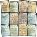 MoonstoneGame Stat Card Errata Pack Of 12 1