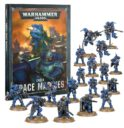 Sammlung Start Collecting! Vanguard Space Marines
