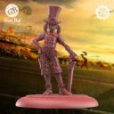 Steamforged Games Guild Ball Harriet The Hat Preview