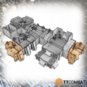 TTCombat Damaged Bunker Sections 04