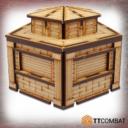 TTCombat ModularPentagonoMercanteGondola 03