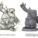 Tabletop Art Blood Bowl The Old Mole Rat 1