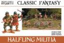 WA Wargames Atlantic Halfling Militia 1