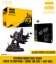 Batman Miniature Game Back To Gotham Box Bane Batsuit Bat Box English 1