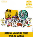 Batman Miniature Game Back To Gotham English