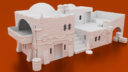 Corvus Games Terrain 3D Printable Pilgrim City Building Compound For Star Wars Legion 3 X1400