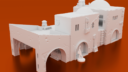 Corvus Games Terrain 3D Printable Pilgrim City Building Compound For Star Wars Legion 4 X1400