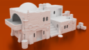 Corvus Games Terrain 3D Printable Pilgrim City Building Compound For Star Wars Legion X1400