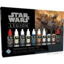 FFG Star Wars Legion Seperatisten Farben 1