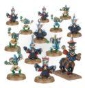GW Chaos Dwarves Sammlung