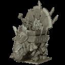 MG Kings Of War Abyssal Dwarfs Hellfane Render