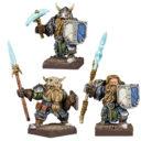 MG Vanguard Northern Alliance Dwarf Reinforcements