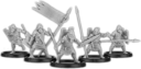 MM Mierce Veteran Spears Of Dun Durn, Gairmorlom Unit (5x Warriors W Cmd) 1