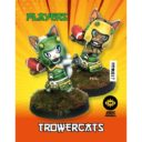 ZM Lanzadores Trowercats