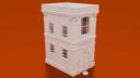 Corvus Games Terrain Firehouse STL2