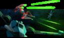 Fantasy Flight Games Star Wars X Wing Major Vonreg's TIE Expansion Pack 13