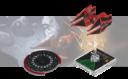 Fantasy Flight Games Star Wars X Wing Major Vonreg's TIE Expansion Pack 3