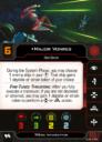 Fantasy Flight Games Star Wars X Wing Major Vonreg's TIE Expansion Pack 5