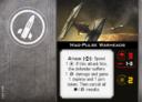 Fantasy Flight Games Star Wars X Wing Major Vonreg's TIE Expansion Pack 8