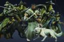 GCT Bushido Wolf Clan Box